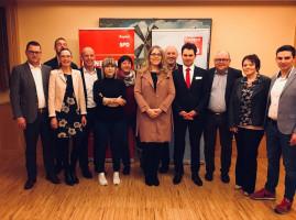 Vorstand KV Ansbach - Stadt
